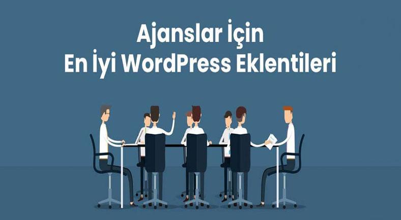 Ajanslar İçin En İyi WordPress Eklentileri