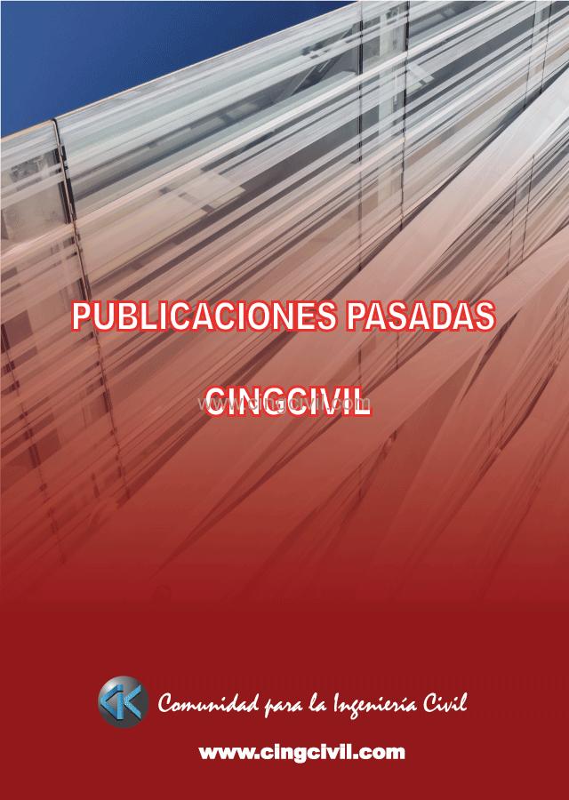 Cingcivil_Publicaciones_Varias