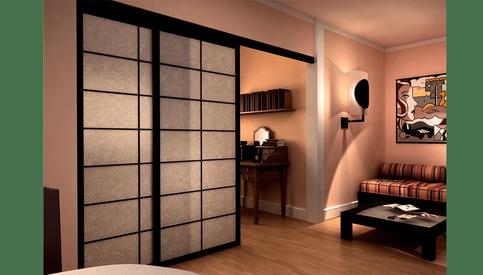 Portes Coulissantes Japonaises Ikea Gamboahinestrosa