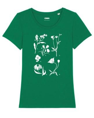 100% Organic T-shirt Wildflowers
