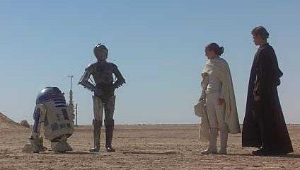Star Wars : Episode II - Attack Of The Clones