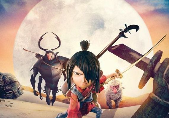 Kubo and the Two Strings - Kubo et l'armure magique