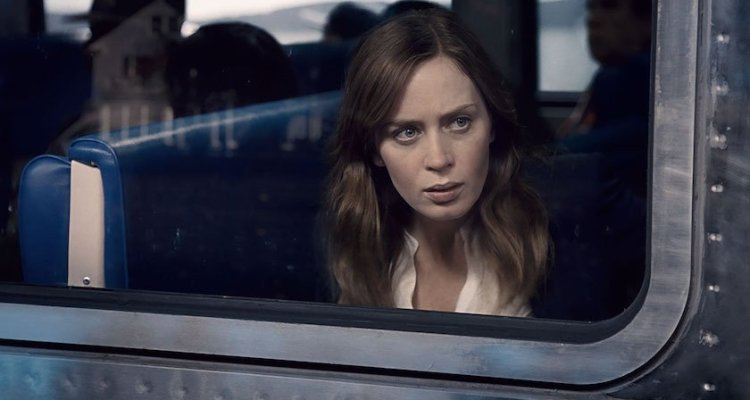 The Girl on the Train - La fille dans le train