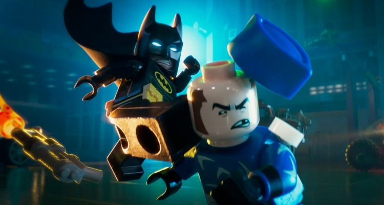 The Lego Batman Movie - Lego Batman, le film