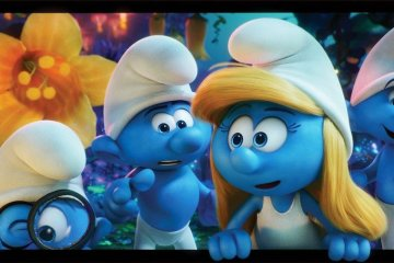 Smurfs: The Lost Village - Les Schtroumpfs et le village perdu
