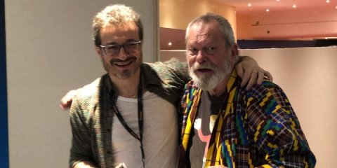 Terry Gilliam à Cannes 2018