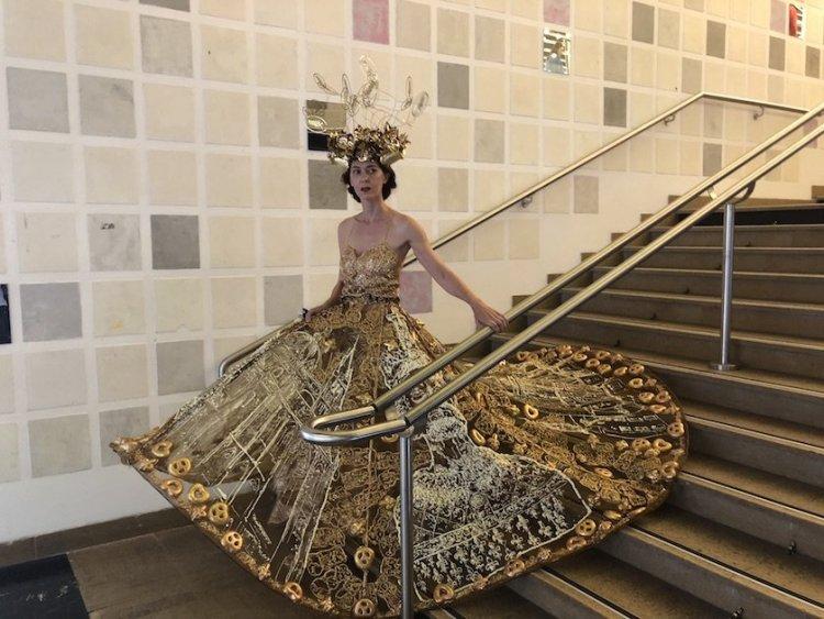 Princesse au Palais des Festivals