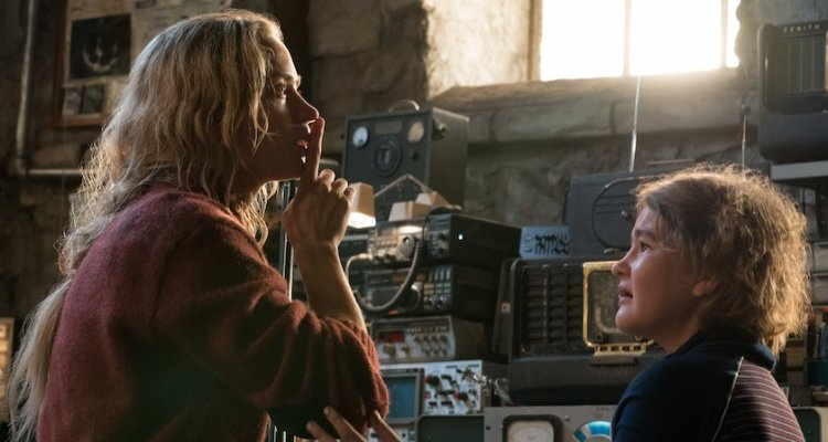 A Quiet Place - Sans un bruit
