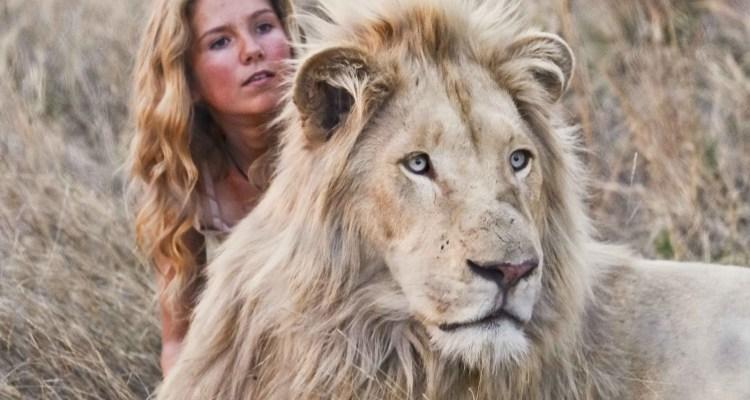 Mia et le lion blanc