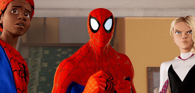 Spider-Man : Into the Spider-Verse