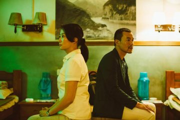 Jiang hu er nü - Les éternels