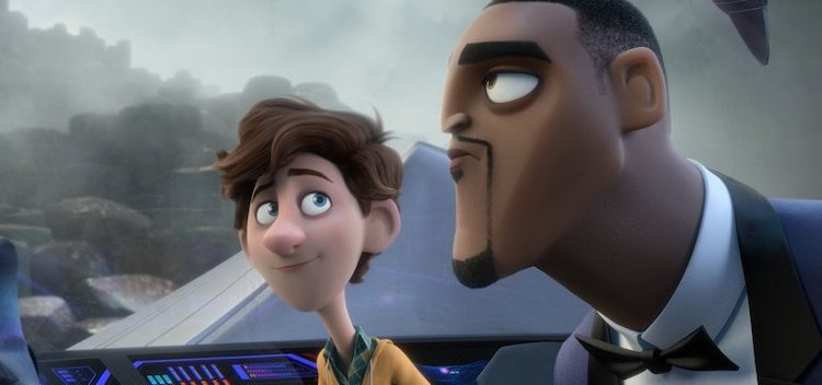 Spies in Disguise - Les incognitos