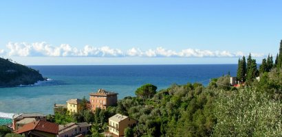 Bonassola, un charmant village de Ligurie