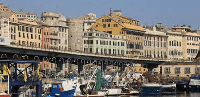 Rejoindre les Cinque Terre en train à partir de l'aéroport de Gênes