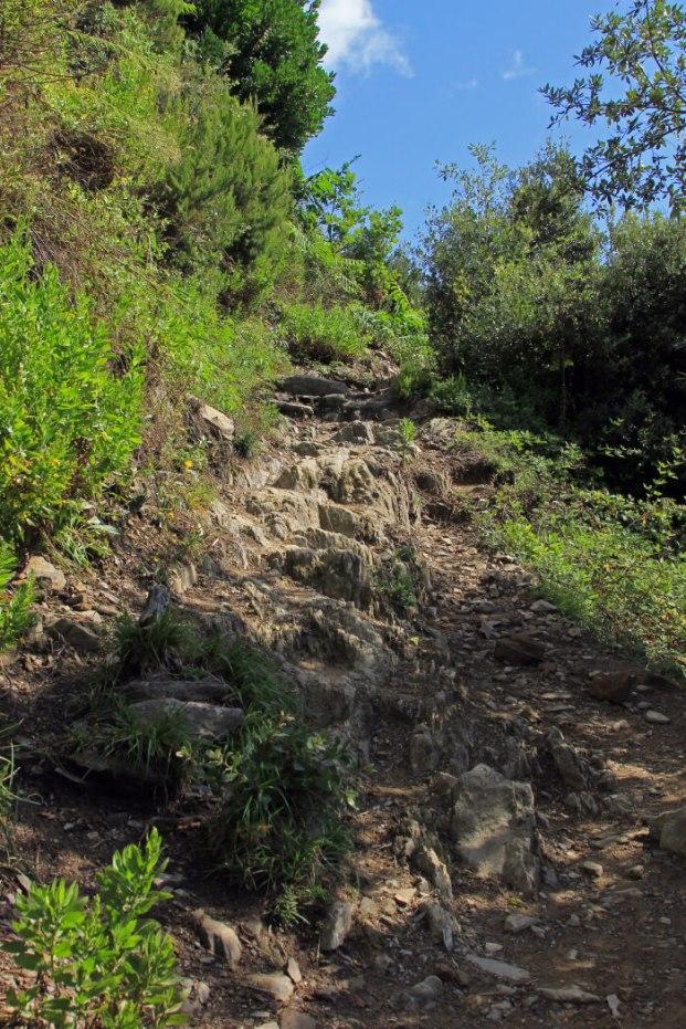 Randonnee sentier Volastra