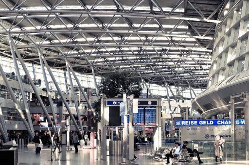 Aeroport Interieur Voyage