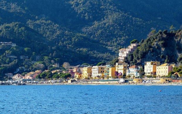 Monterosso village des Cinque Terre