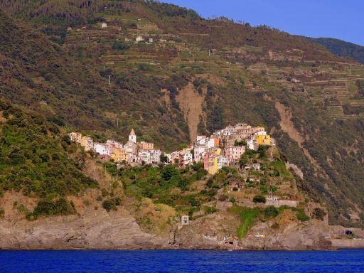 Village perché de Corniglia