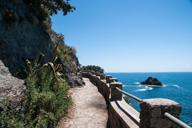 Sentier littoral Cinque Terre