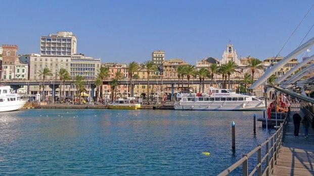 Port de Gênes
