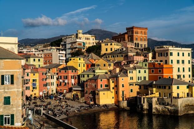 Boccadasse Quartier de Gênes