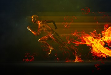 running_fire_by_karimbalaa1
