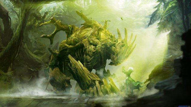 guild-wars-art-sylvari-oakheart-trees-fantasy-nature-monsters-wallpaper-wallpapers-images
