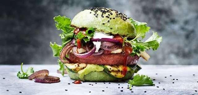 Alimentation nouvelle, fast food, burger bio,vegan, ...
