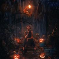 Halloween, la fête des morts et le Scorpion