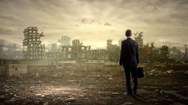 Civilisation en ruine