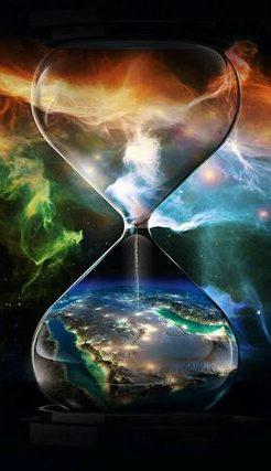Saturne, Uranus et le temps bousculé