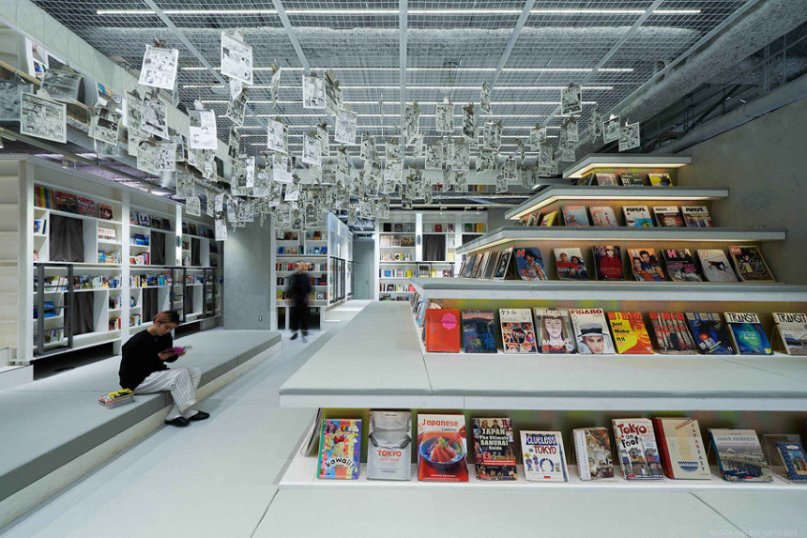 「BOOK AND BED TOKYO 心斎橋店」的圖片搜尋結果