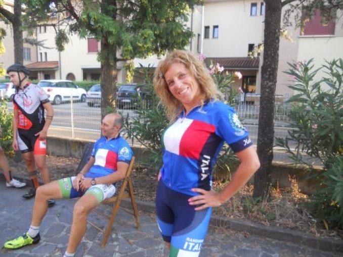 """Massimo """"il capitano"""" ed Eleonora"""