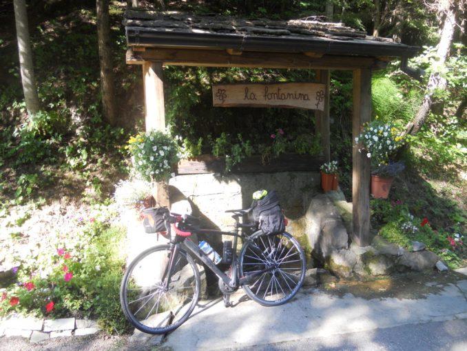 il privilegio di viaggiare in bici