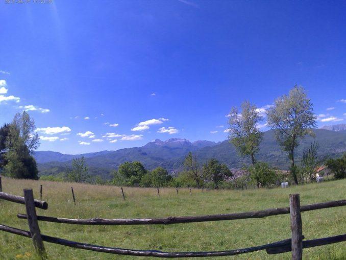 San Pellegrino in Alpe