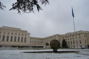 Ginevra, Palais des Nations, Palazzo dell'ONU