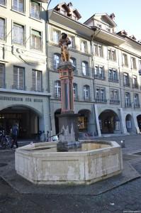 Berna, fontana Samson