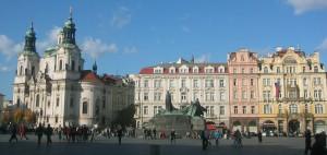 Praga, Chiesa di San Nicola