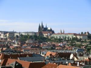 Praga, il Castello