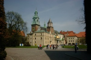 Cracovia, la Cattedrale