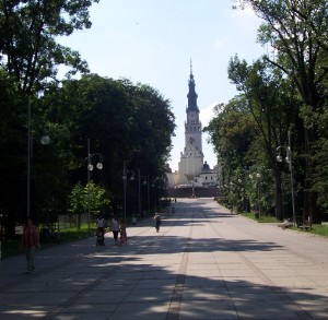 Czestochowa, il Santuario