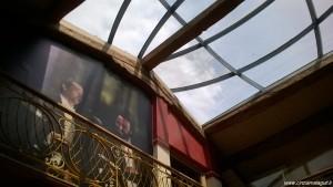 Modena, Casa Museo Pavarotti, lucernaio