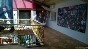 Modena, Casa Museo Pavarotti, secondo piano