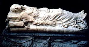 Napoli, Cappella Sansevero, Cristo Velato