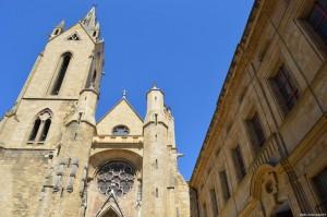 Aix en Provence, Chiesa St Jean de Malta