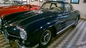Collezione di auto storiche Umberto Panini