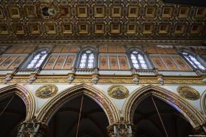 Napoli, Chiesa di San Domenico Maggiore, interno