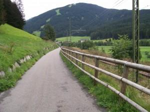 La ciclabile San Candido - Lienz