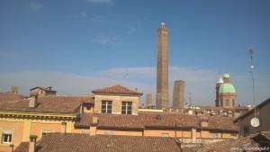 Bologna, veduta panoramica da Palazzo Isolani