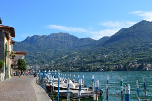 Lago d'Iseo, Monte Isola, Peschiera Maraglio